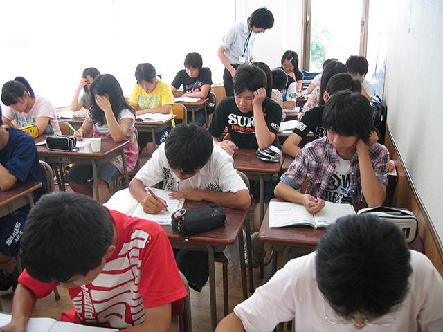 中学3年生 日曜特訓講座の画像